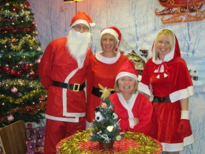 Isle of Man Santa Dash